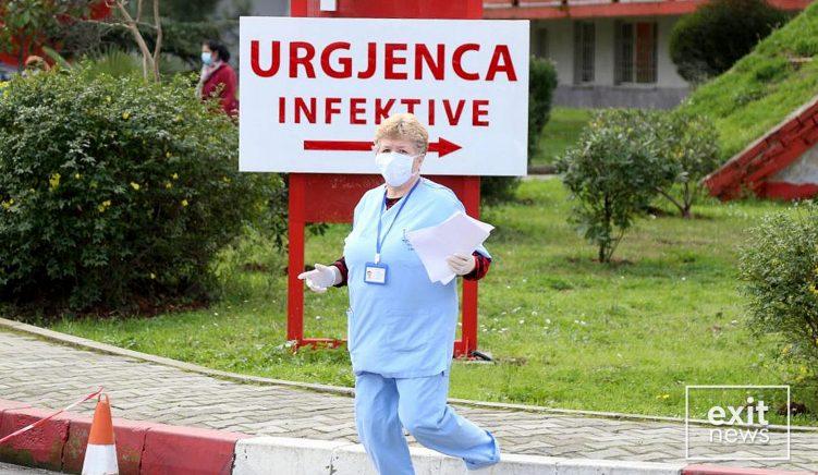 Shërohen një mjek dhe një infermier me COVID-19