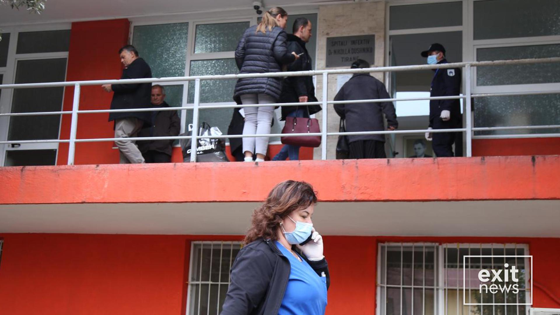 Viktima e parë nga koronavirusi në Shqipëri, vdes 73-vjeçarja në Durrës