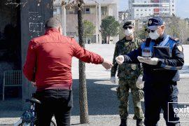 2 policë të tjerë në Tiranë preken nga Covid-19, shkon në 3 totali