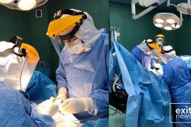 Spitali i Sanatoriumit trajton pacientin e parë me koronavirus