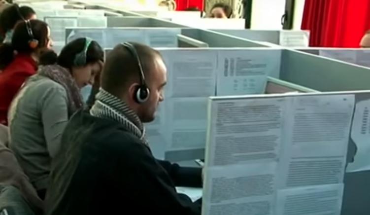 Një rrezik i panevojshëm—raport i punës së call centrave gjatë krizës