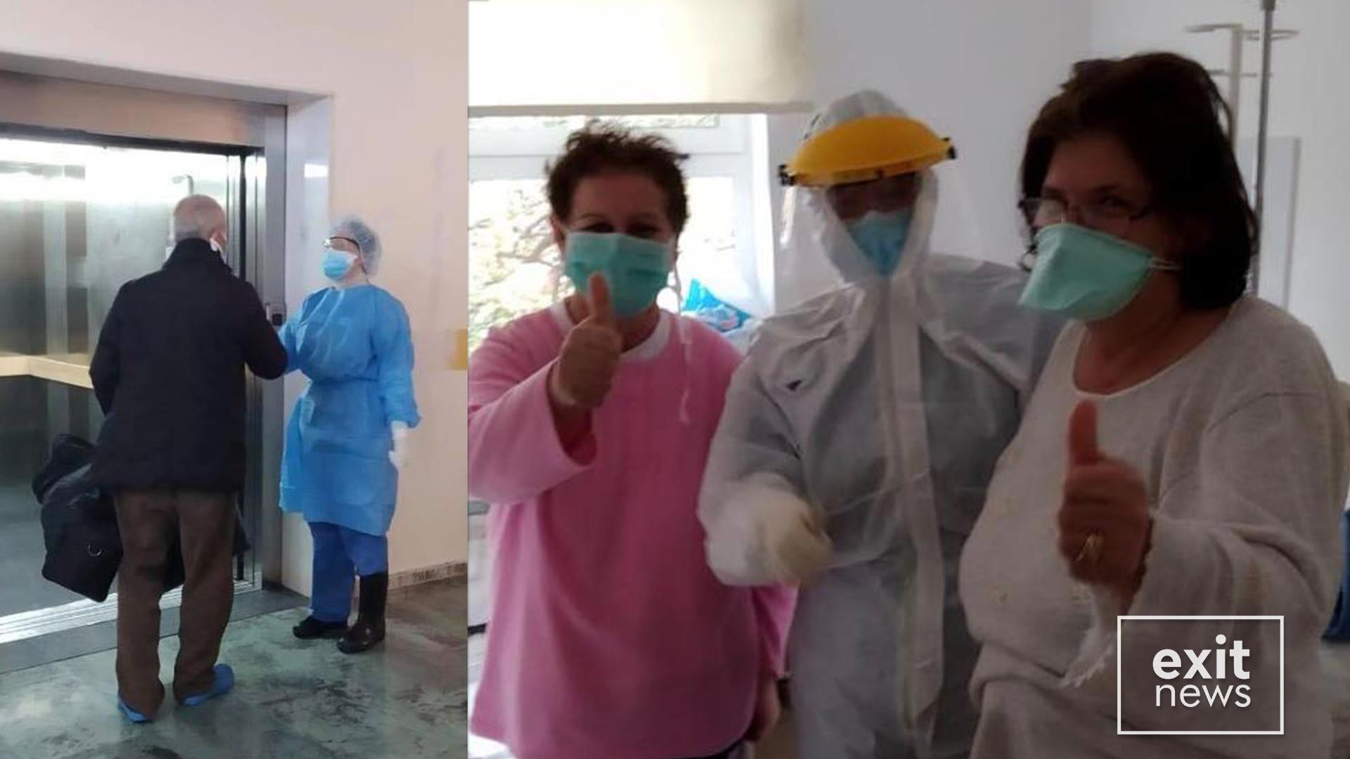 Shërohen 8 persona të sëmurë me koronavirus