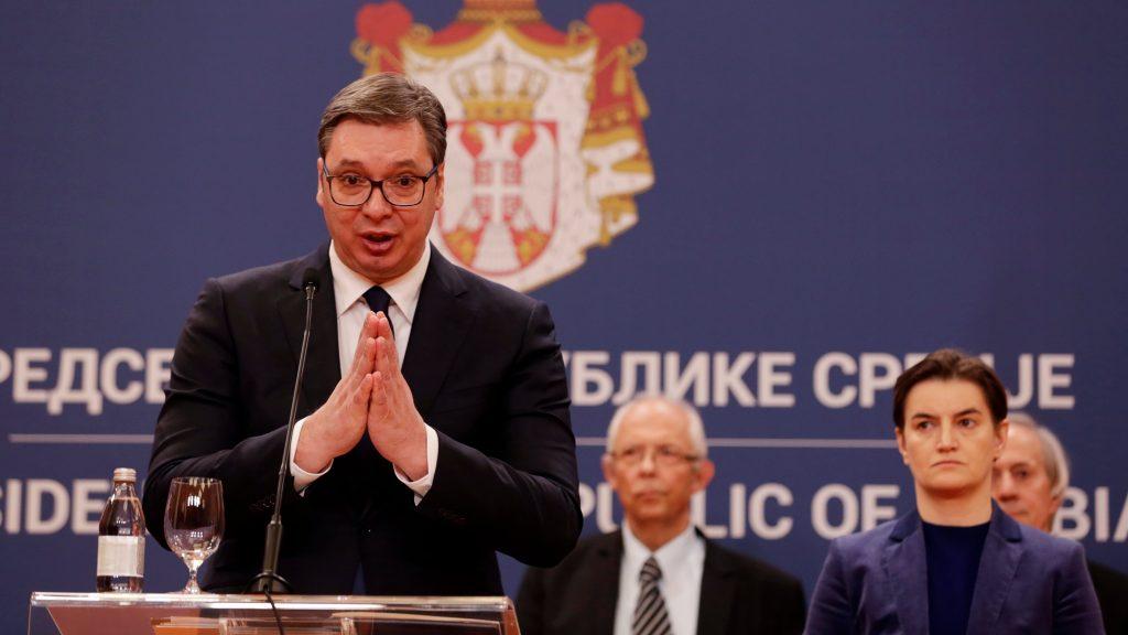 Serbia shpall gjendjen e emergjencës, mbyll kufijtë