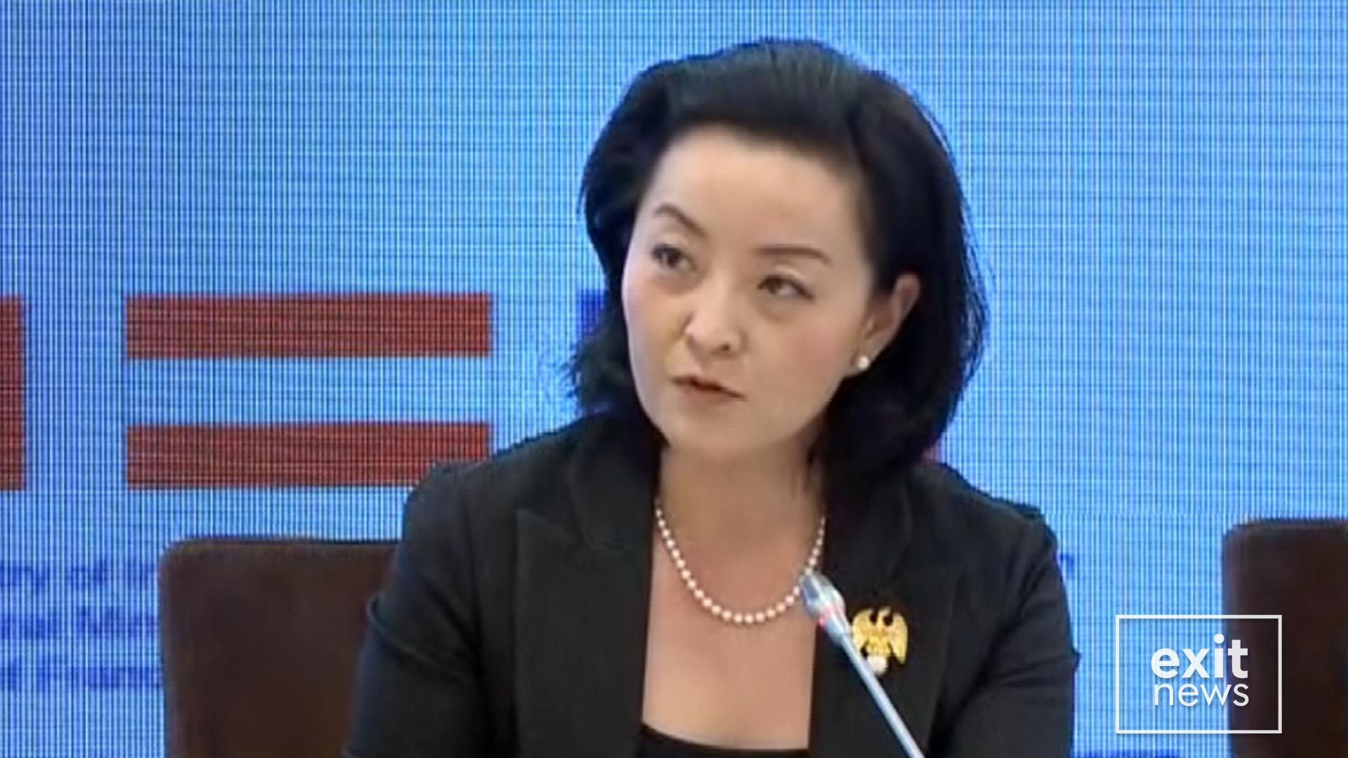 Ambasadorja Kim mesazh sensibilizues për Covid-19