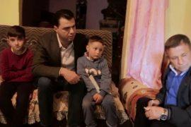 Basha premton mbështetje financiare për familjet në nevojë