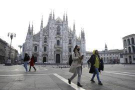 Italia rekord të infektuarish ditorë, shton masat kufizuese