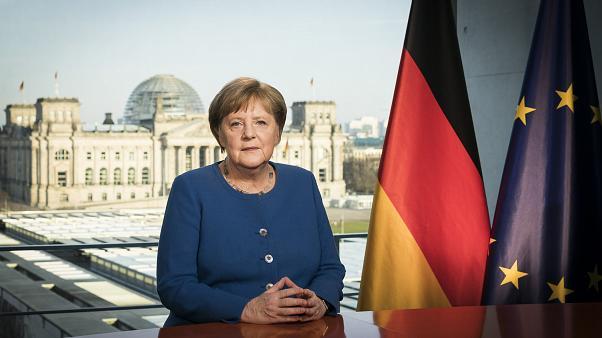 Kancelarja gjermane Merkel nuk është prekur nga koronavirusi