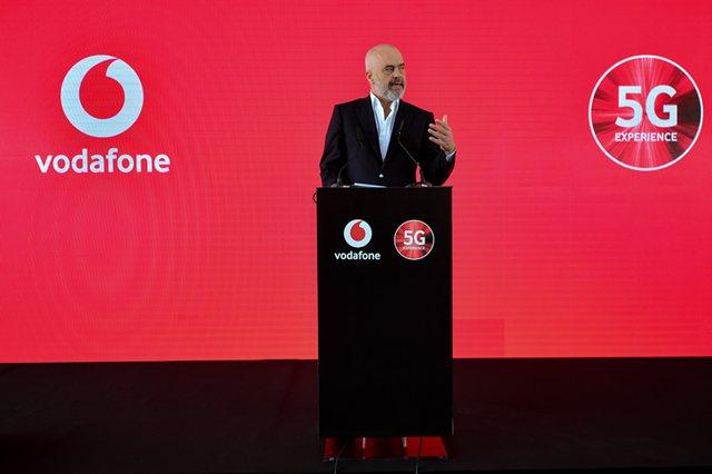 Si Big Brother: Vodafone bëhet instrument i sulmeve të Edi Ramës kundër medias