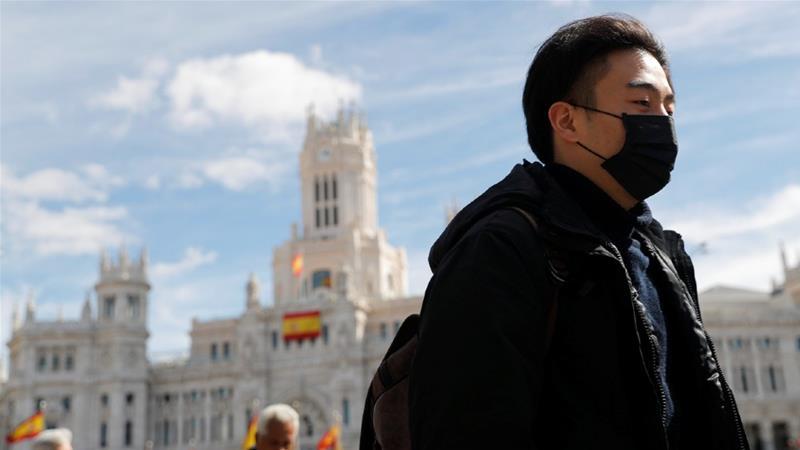 Spanja çdo ditë rekord të ri për numrin e viktimave, sot 738 të vdekur