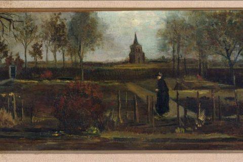 Vidhet piktura e Van Gogh-ut në muzeun e mbyllur nga koronavirusi