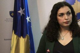 Vjosa Osmani kundërshton deklaratat eLajçak për njohjen e Kosovës