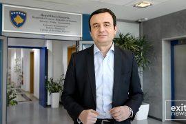 Kurti: Delegacioni kosovar pa platformë, negociatat jo transparente