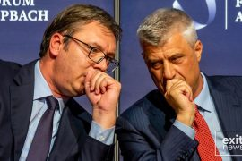 EFJ, Thaçi e Vuçic po tensionojnë situatën në Kosovë për interesa politike
