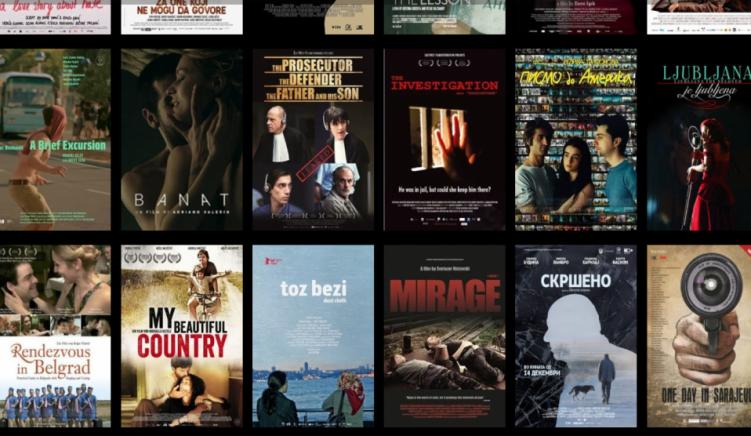 CineSquare, alternativë e Netflix në Ballkan