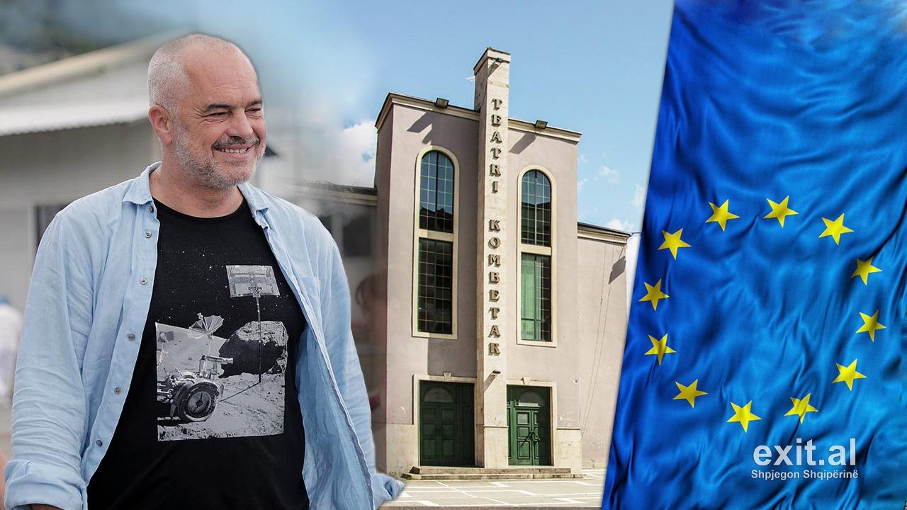 BE mbështet përzgjedhjen e Teatrit Kombëtar në listën e Europa Nostras