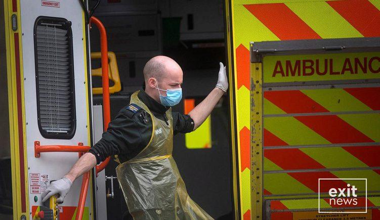 Rekord viktimash me Covid-19 në 24 orë, Britania nis testimin e 1,2 milionë mjekëve