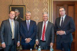 Grenell: Duam të krijojmë një mini-zonë ekonomike mes Kosovës dhe Serbisë