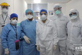Shërohen 2 infermierë, shkon në 15 totali i stafit mjekësor të riaftësuar nga Covid-19