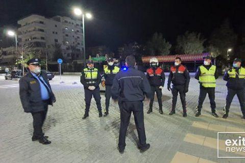 Policia 340 mijë euro gjoba në 14 ditë