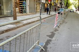 Projekti i Bashkisë Tiranë për korsi biçikletash bllokon bizneset e Myslym Shyrit