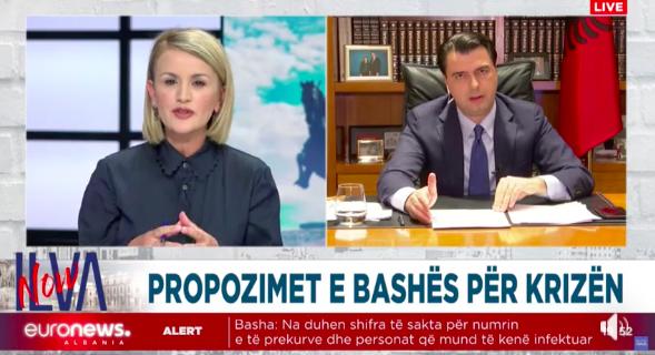 Basha akuzon se nuk raportohen viktimat nga Covid-19