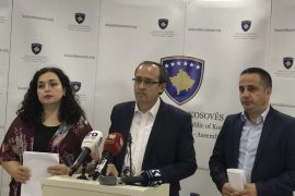 LDK propozon Avdullah Hotin për kryeministër, anashkalohet Vjosa Osmani