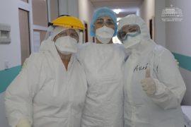 Shërohen 3 infermierë dhe 7 pacientë me Covid-19
