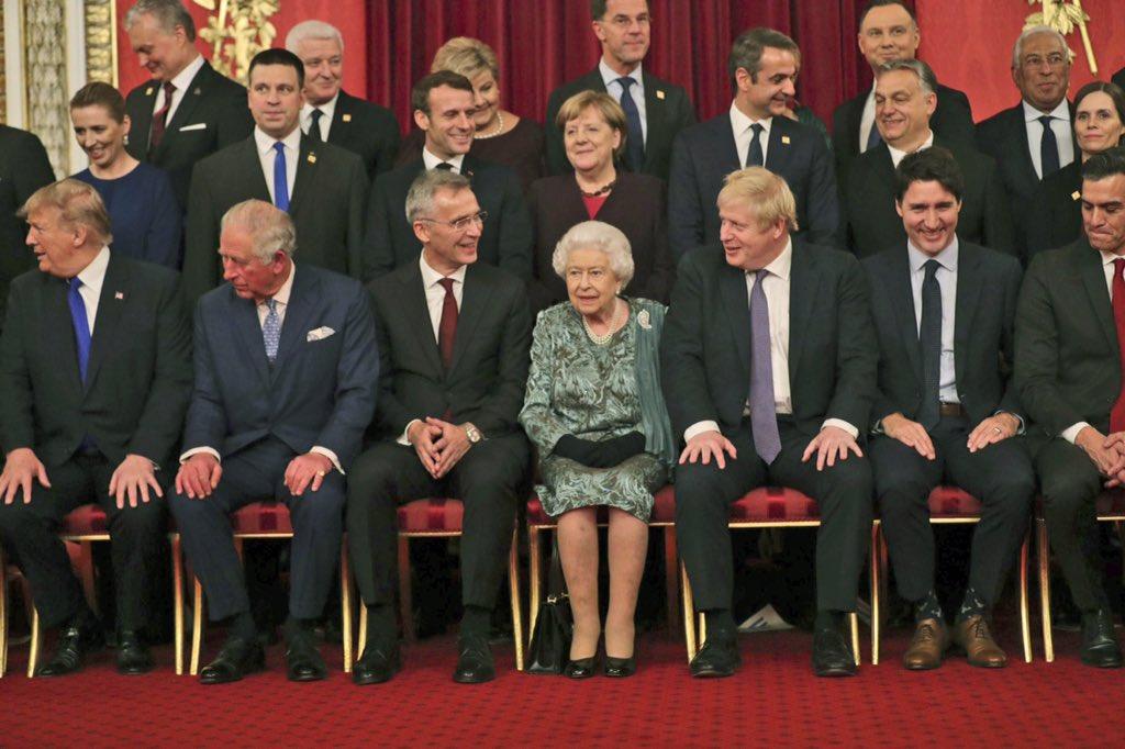 Udhëheqësit botërorë shprehin simpati dhe mbështetje për Boris Xhonson