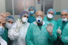 Lajm i mirë – Shërohet mjeku Dhimitër Kraja