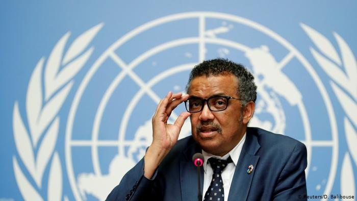 Me lot në sy, Drejtori i OBSH-së bën thirrje për bashkim ndërkombëtar kundër koronavirusit