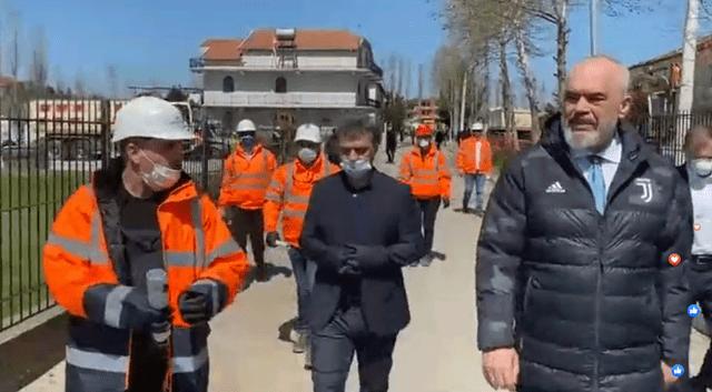Thumanë, vazhdon puna në kantierët e rindërtimit