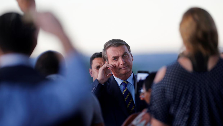 YouTube heq videot e Presidentit brazilian Jair Bolsonaro për Covid-19