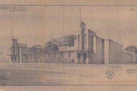 1938: Prapaskenat e ndërtimit të Teatrit Kombëtar, fundi i një epoke historike
