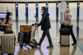 Itali teston për kovid-19 personat që udhëtojnë për në SHBA