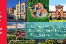 Europa Nostra letër Aleancës për Teatrin një javë pas shembjes: Koha për zgjimin e shoqërisë civile!
