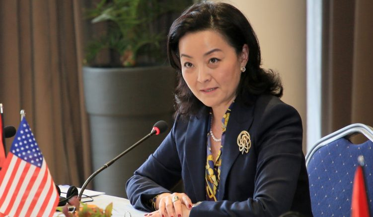 Ambasadorja Kim e konsideron hap strategjik nisjen e punës së TAP