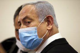 Kryeministri i Izraelit Netanyahu drejt burgut