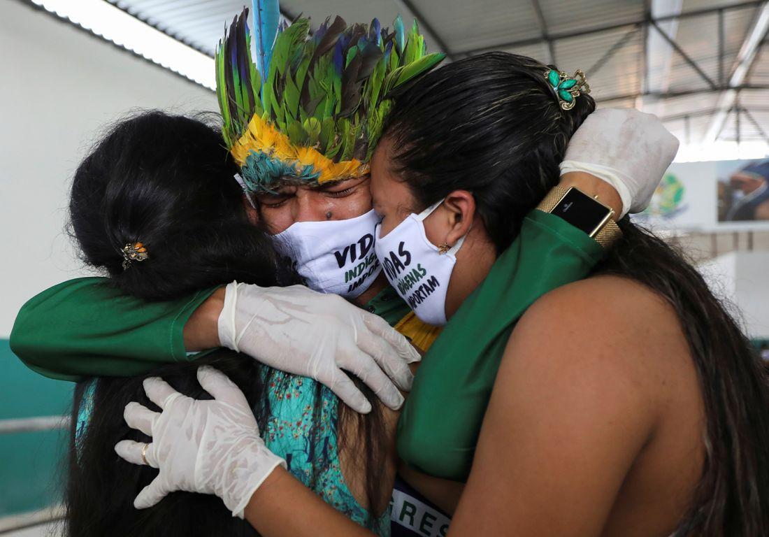 Mbi 20 mijë të infektuar ditorë, Brazili i dyti në botë për numrin e të infektuarve