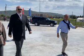 Rama e Soreca vizitojnë fermat e ngritura me fondet e BE-së në Lushnje