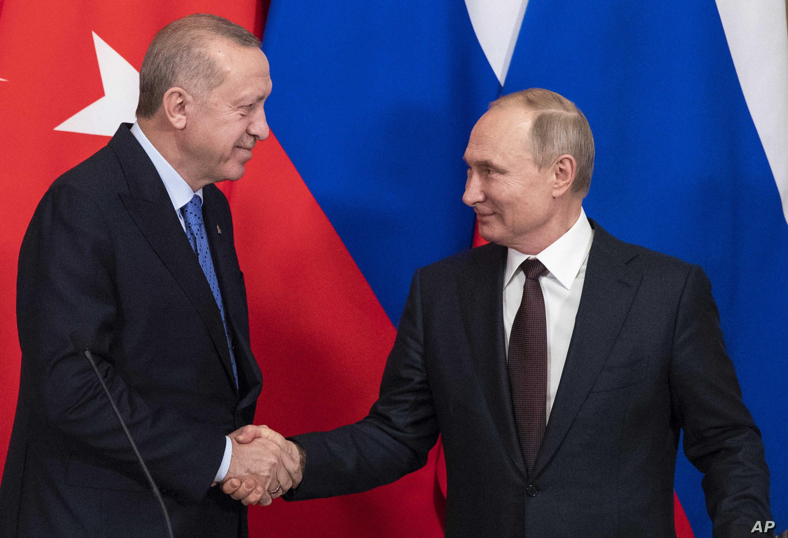 Televizioni kombëtar turk, TRT nis transmetimin e lajmeve në rusisht
