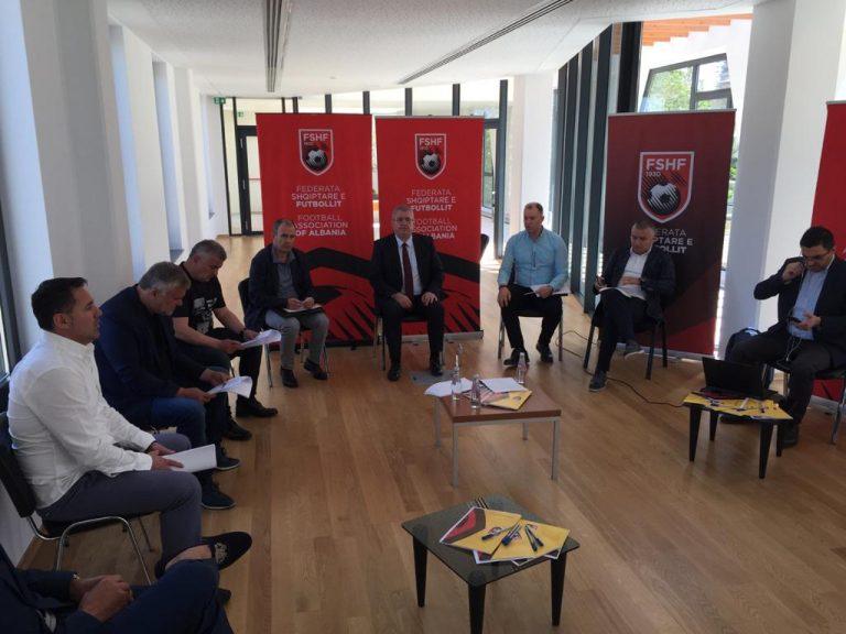 FSHF propozon rifillimin e kampionatit të futbollit në 3 qershor