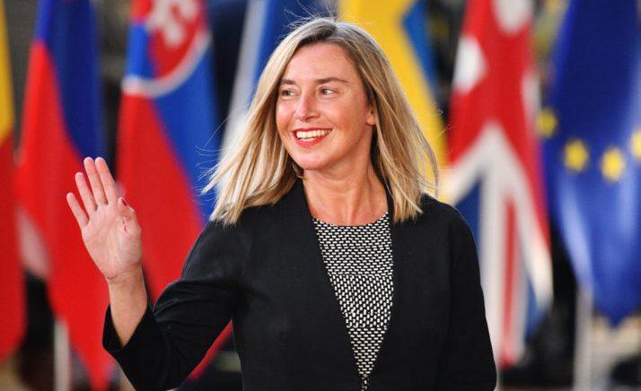 Mogherini bëhet rektore e Kolegjit të Evropës, pavarësisht akuzave për klientelizëm