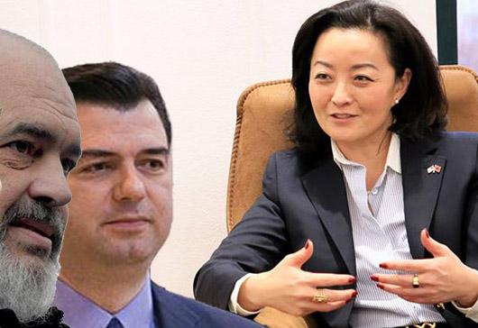 Yuri Kim flet për 'marrëveshje pas krahëve' për reformën në drejtësi. Përgjigjen Rama dhe Basha