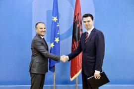 Luigi Soreca përshëndet vendimin e PD-së për vijimin e reformës zgjedhore