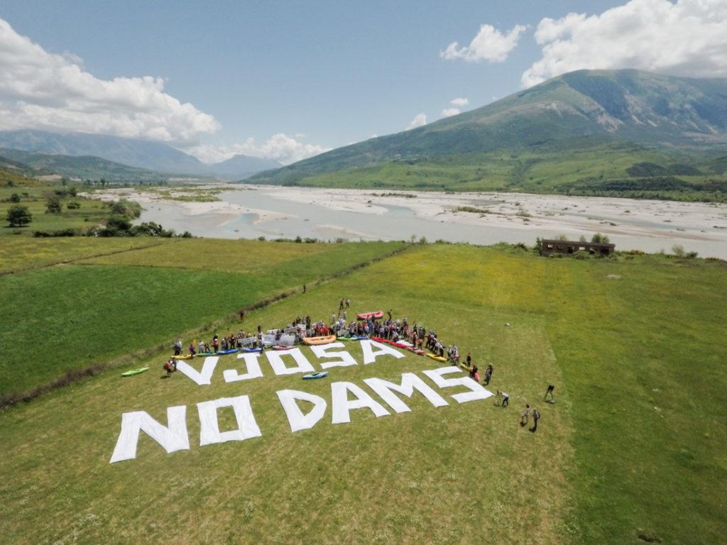 Eco Albania letër Ramës të shpallë Park Kombëtar lumin Vjosa