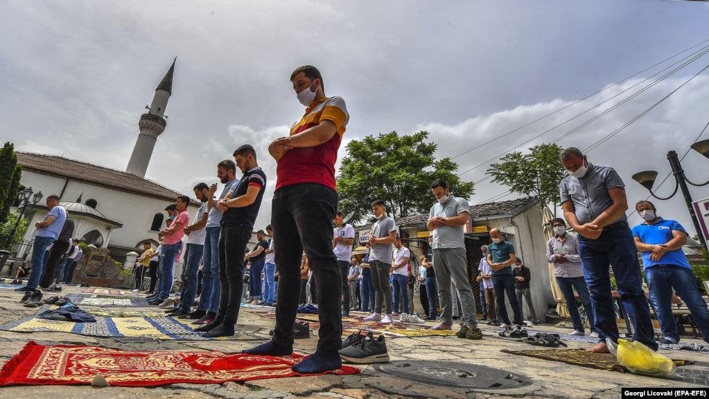 Maqedonia e Veriut mund të vendosë shtet-rrethimin fundjavën e Fitër Bajramit