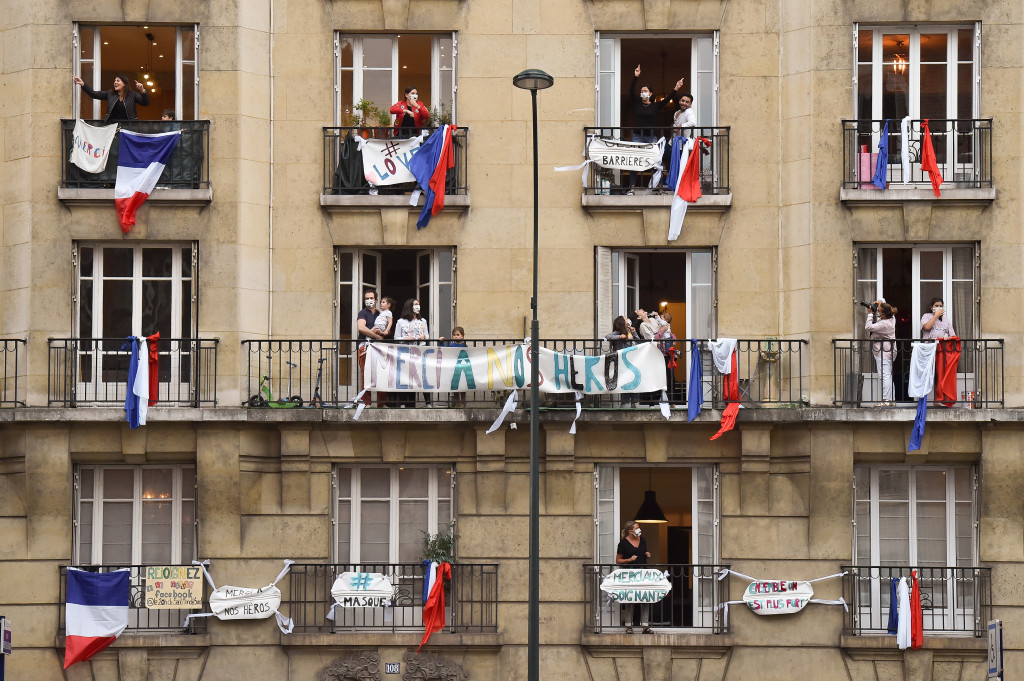 Nje lagje ne Paris