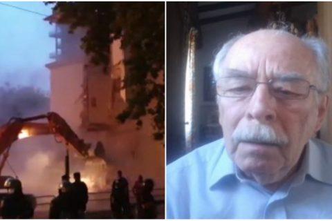Ish-ambasadori italian Foresti dënon shembjen e teatrit: Krim ndaj arkitekturës dhe qytetit