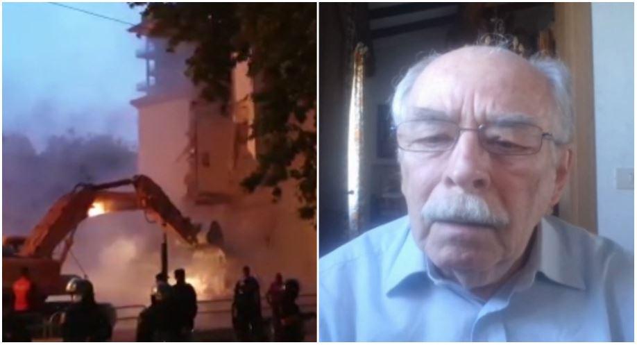 Ish-ambasadori italian letër Venecias: Shembja e Teatrit tregon problemet e thella të demokracisë në Shqipëri