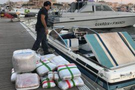 Policia italiane shkatërron një grup kriminal droge të lidhur me Shqipërinë